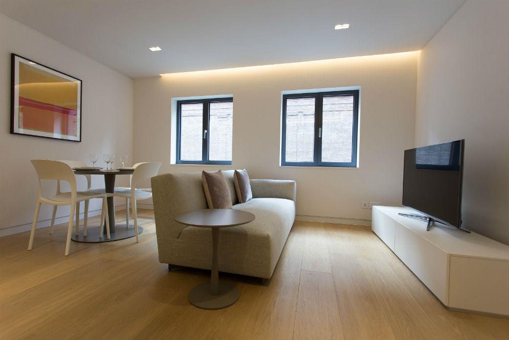 One bedroom apartment in Soho London