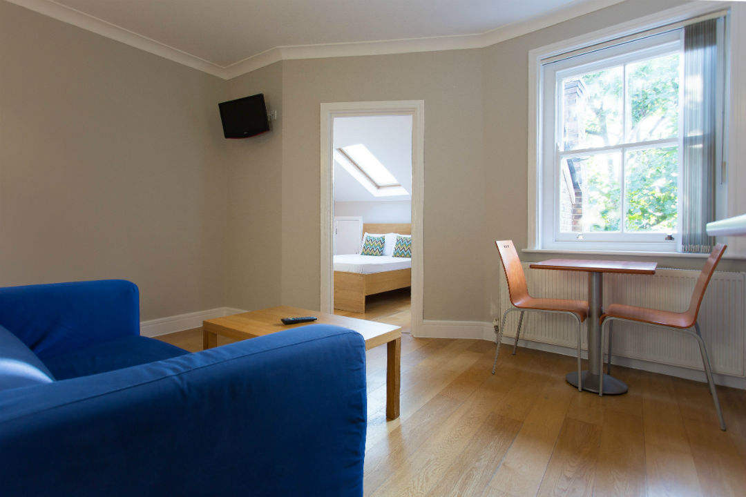 One bedroom apartment in West Hampstead london